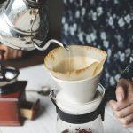 カフェスタッフが教えるおいしいコーヒーの淹れ方 種類はペーパードリップ!